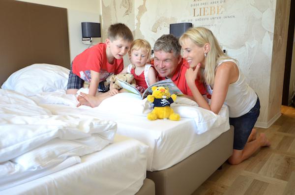 Welcome Hotel mit Kindern