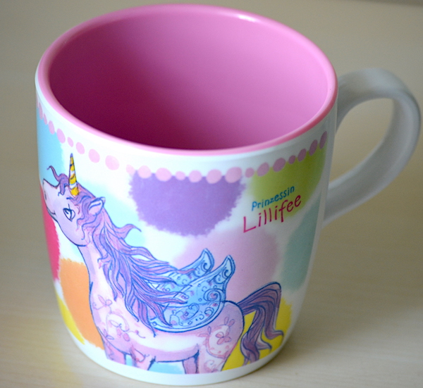 Tasse zu gewinnen