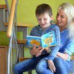 Mama und Leon vorlesen - Buchtipps für Schulkinder