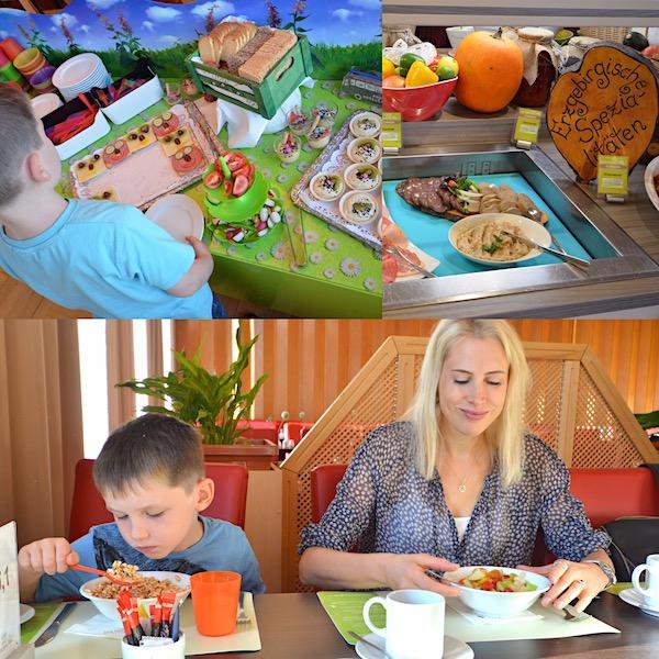 Erfahrungen Essen im Ahorn Hotel