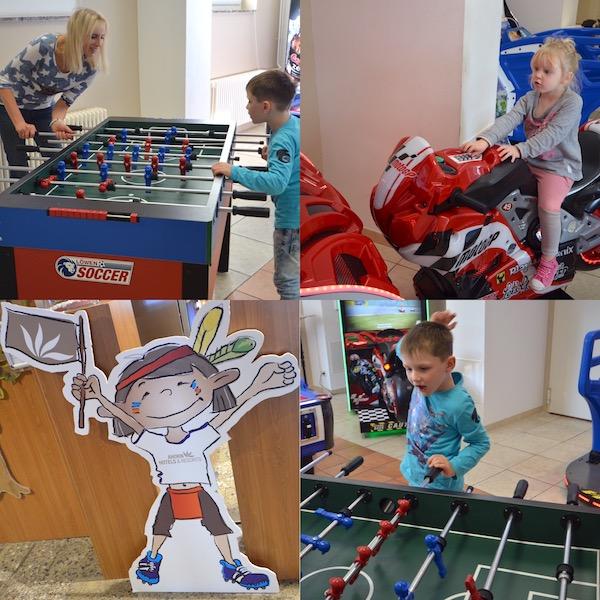 Kinderspielparadies Sachsen Ahorn Hotel