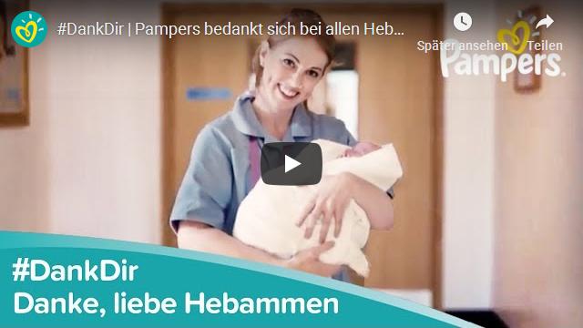 DankDir_640x360 Pampers Hebammen Kampagne