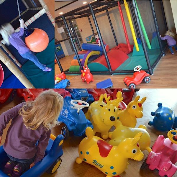 Indoor Spielparadies