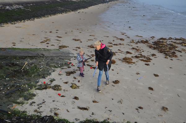 Nordsee Verschmutzung