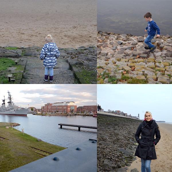 Wilhelmshaven im Winter