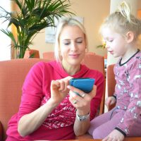 Handy und Kinder