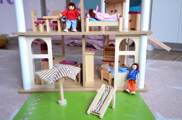 Puppenhaus von Eichhorn