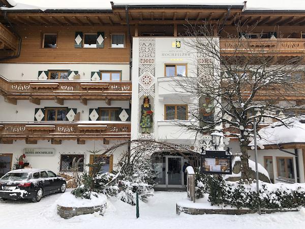 Aktiv-Hotel Hochfilzer