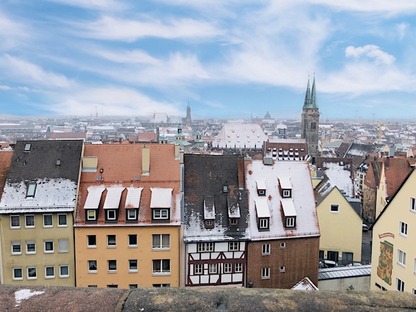 Ausblick vom Kaiserturm