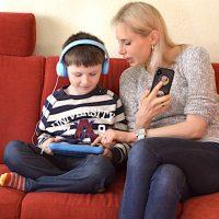 Medienkonsum bei Kindern