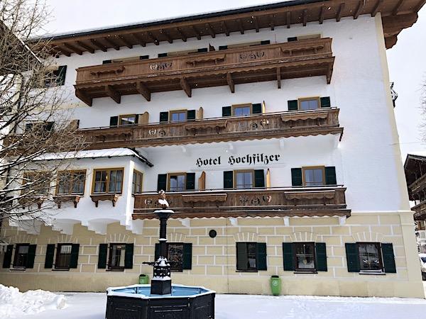 Skihotel Wilder Kaiser