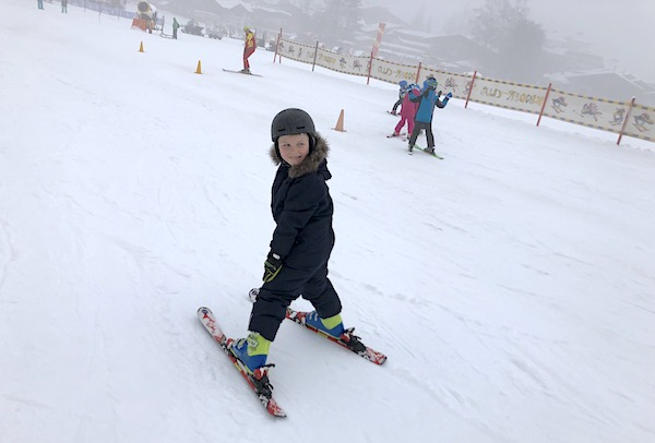 Skikurs mit Kindern Erfahrungen