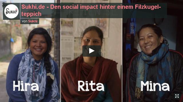 Sukhi_de_640x360 Filzkugelteppich social impact