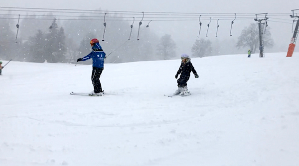 Kinderlift Ski Bödele