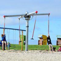 Spielplätze an der Nordsee