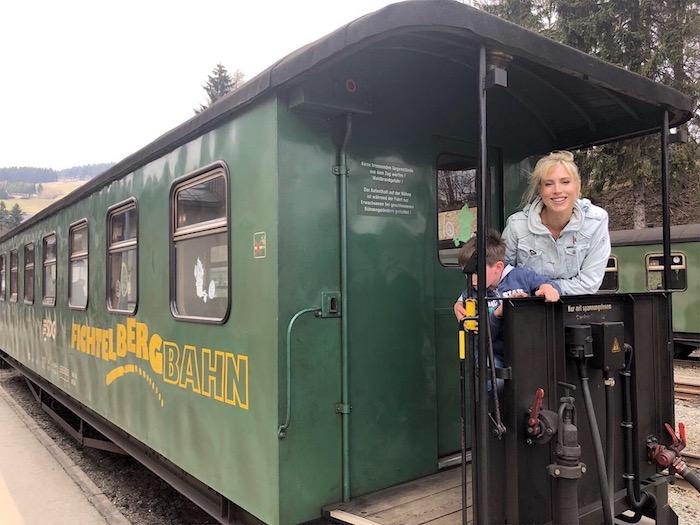 Fichtelbergbahn Erzgebirge