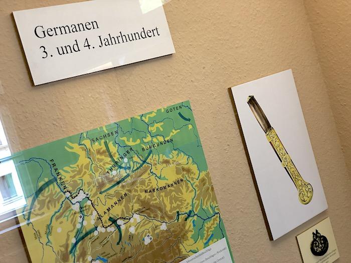 Germanen in Leipzig