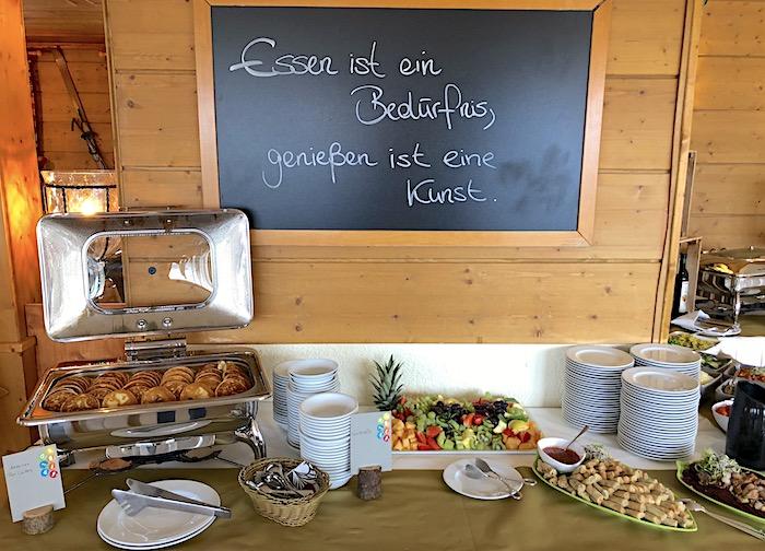 wie ist das Essen im Elldus Resort