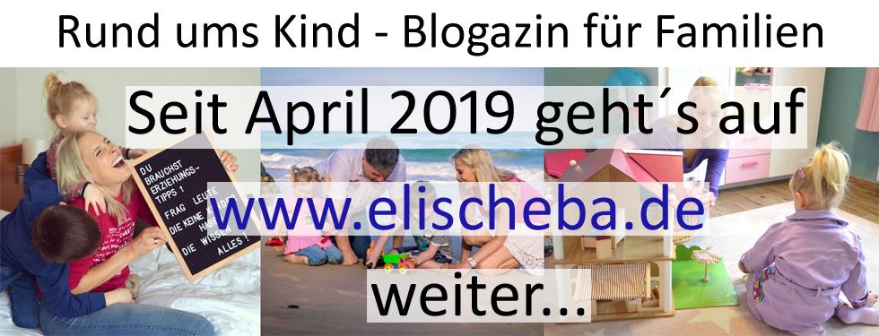 Model und Mama Header Februar 2019 Wechsel zu www.Elischeba.de